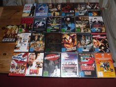 "25 DVD FILME      ""OVP/NEU""      (   PAKET 15 )"