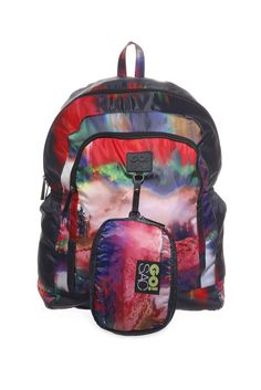 Back to School: Go! Sac's nylon backpack. [Photo: George Chinse]