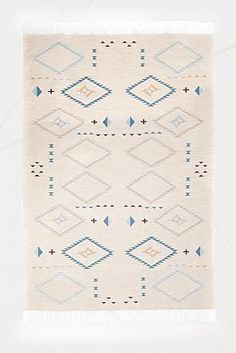 Roden Floor Rug - 200x300  - modern dhurrie made in India. Social Enterprise product. Available Online at Koskela
