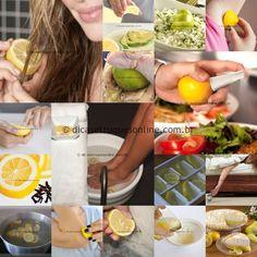 Limão (50 Utilidades Incríveis)