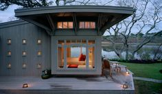 Photos of fine Cape Cod Homes - House on Harper's Island - Cape Cod Architects