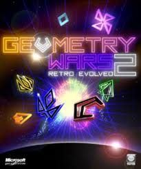 My profile picture showcases one of my favorite Xbox Live Arcade games of all time - Geometry Wars 2!