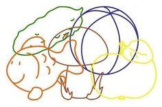 Preschool Worksheets, Literacy Activities, Preschool Ideas, Spy Games, Hidden Pictures, Hidden Objects, Motivational Words, Quotes Inspirational, Happy Quotes