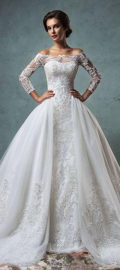 A(z) 868 legjobb kép a(z) Esküvői ruhák ( Wedding Dresses ) táblán 47960cb9a2