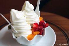 Vanilla Soft Serve Ice Cream