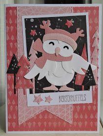 Scrapcard girls: 52 weeks to christmas week 42: kerstknuffels