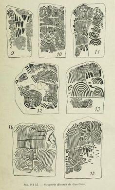 : The Megalithic Portal and Megalith Map: Zentangle, Art Ancien, Celtic Art, Aboriginal Art, Stone Art, Rock Art, Textures Patterns, Archaeology, Sculpture