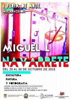 I Feria de Arte 'Miguel L. Navarrete', Alcaracejos