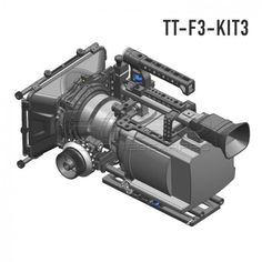 The new TILTA professional support system for SONY F3 cameras.Once again TILTA have not only delivered a great rig configuration but have improved the quality a