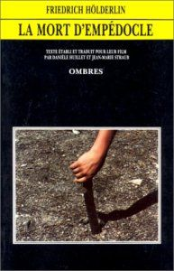 La mort d'Empédocle : Edition bilingue