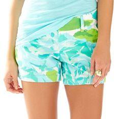 Pool Blue First Impressions Callahan Shorts
