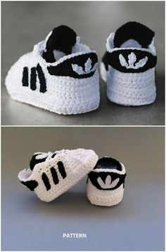 Baby Booties Free Pattern, Crochet Shoes Pattern, Baby Shoes Pattern, Knit Baby Shoes, Crochet Baby Boots, Baby Socks, Baby Knitting Patterns, Crochet Patterns, Crochet Baby Costumes