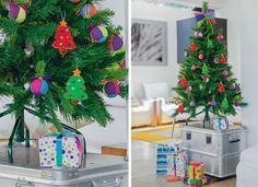 Lembrancinhas de feltro para o Natal. Criativo, simples e barato!