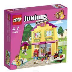 Купить lego juniors конструктор семейный домик - детские товары LEGO в интернет-магазине OZON.ru, цена lego juniors конструктор семейный домик.