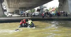 The body of an 18-year-old woman filmed jumping from a Bangkok bridge earlyon Tuesdaymorning in an apparent suicide attempt after a reported break-up with her boyfriend was found one kilometre downstream from the bridgeon Thursdayafternoon. Read previous reporthere  No charges had yet been filed against motorcycle taxi driver Pataradanai Noomsrinart who filmed the girl jumping said metropolitan Police Bureau deputy chief Pol Maj-General Sompong Chingdoung but police were continuing to…