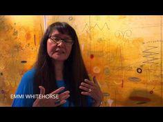 Chiaroscuro Contemporary Art   » Art Galleries in Santa Fe » Artists » Emmi Whitehorse