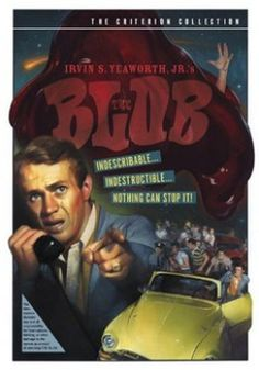 Another great Saturday matinee movie.  Very scary.  The first time I saw Steve McQueen.  Quite possibly the coolest actor ever!