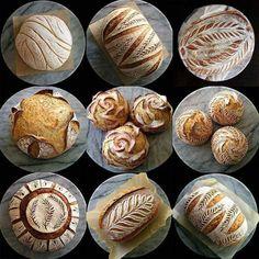 Sourdough Recipes, Sourdough Bread, Bread Recipes, Sourdough Pancakes, German Bread, Bread Shop, Bread Shaping, Bread Art, Bread And Pastries