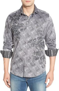 Robert Graham 'Imperial Country - Limited Edition' Classic Fit Sport Shirt