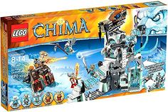 LEGO Legends of Chima Set #70147 Sir Fangar's Ice Fortress Legends of Chima http://www.amazon.com/dp/B00M0ZPJGS/ref=cm_sw_r_pi_dp_ePWEub0YBM7B6
