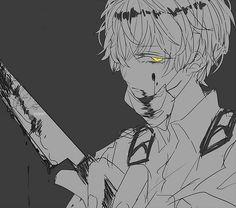 Kết quả hình ảnh cho crazy anime boy tumblr