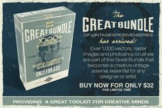 Check out Great Bundle 1000+ Vintage Textures by ThunderPixels Store on Creative Market