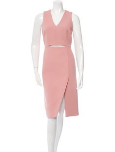Jonathan Simkhai Cutout Sheath Dress w/ Tags