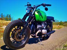 motoblogcl: Boris's R65