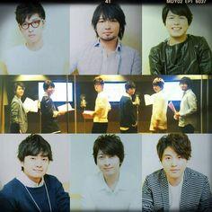Osomatsu-san cast
