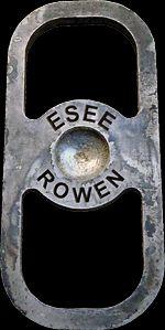 ESEE FireSteel - Bow drill bearing - Ferro rod striker - Flint striker