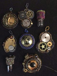 More cool charms.