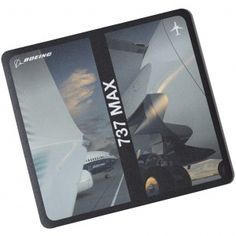 Boeing Collection Boeing 737 Max Image Mousemat