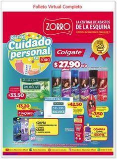 fcdf9d69446e7 Ofertas en Zorro Abarrotero  20 Nov al 4 Dic 2018 Mexicano, Marcos, Puntos