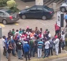 Denunciaron supuesto intento de amedrentar marcha en Puerto Ordaz por grupo de motorizados de MERSUV-PSUV #360UCV