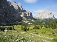 From Alta Badia to.. Val Gardena