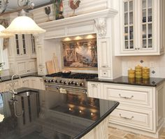 Classic 25+ Luxurious Kitchen Design Ideas That People Must Know – MOOLTON