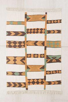 Neil Blanket Printed Rug