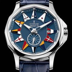La Cote des Montres : Photo - Corum Admiral Legend 42