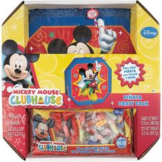 Deluxe Mickey Mouse Pinata Kit