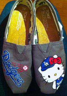 I need these!! Dodgers