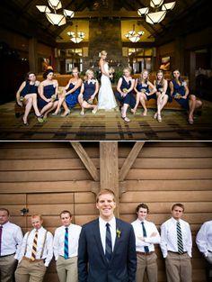 Oregon Wedding by We Heart Photography