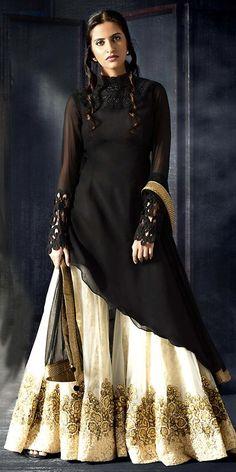 A Line Style Designer Party Wear Salwar Kameez in Blue Color ,Indian Dresses Party Wear Indian Dresses, Designer Party Wear Dresses, Pakistani Dresses Casual, Indian Gowns Dresses, Kurti Designs Party Wear, Dress Indian Style, Indian Fashion Dresses, Pakistani Dress Design, Indian Designer Outfits