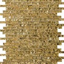 "Master bath shower accent tile = Emser : Vista, Ghisetti Linearmosaic On 13""x13"" Mesh (6"" border)"