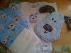 gift i made for j.r.'s baby