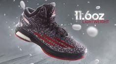 super popular 0283a 29c60 Damian Lillard Introduces the adidas Crazylight Boost (VIDEO) Damian  Lillard, Adidas Shoes,