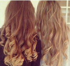 Long curly hair Long Curly Hair, Curly Hair Styles, Beauty Care, Hair Beauty, Long Curly, Long Crochet Braids, Long Wavy Hair, Curl Long Hair