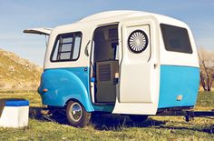 HC1 | This Retro-Inspired Mini Camper Is Nice | National | NTL | Product