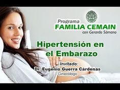 Familia Cemain: Hipertensión en el embarazo