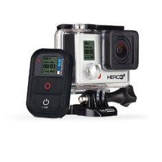 The best way for a teen boy to share his life with the world is with a gopro hero3 camera. #teenboys #giftideas