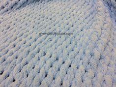 Pratik Yazar, Örgü Modelleri, El İşi Örnekleri, Yemek, Tatlı Tarifleri » Alize Puffy (Pufi) Örgü İpi ile Bebek Battaniyesi Nasıl Yapılır? (Baştan Sona Anlatım) – örgü kanalı Merino Wool Blanket, Crochet, Ganchillo, Crocheting, Knits, Chrochet, Quilts